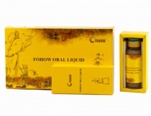 FOHOW Oral Liquid 4 x 30 ml