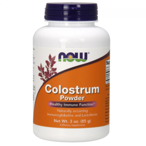 Now Foods Colostrum Proszek 85 gram
