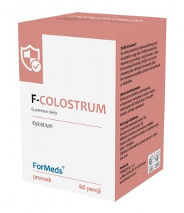 F-Colostrum Formeds, 36 g