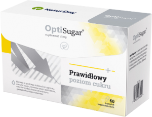 OptiSugar NaturDay 60 kaps.