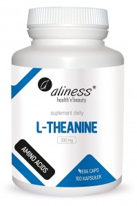 L-Theanine Aliness, 200 mg, 100 k
