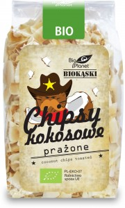 Chipsy Kokosowe 150 g Bio Planet