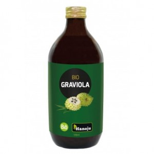 Bio Graviola, Sok - Puree, 500 ml