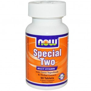 Special Two Multi Vitamin 90 tab.