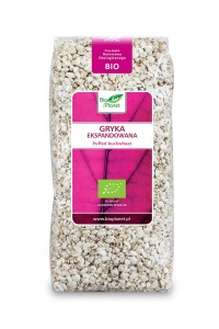 Gryka Ekspandowana Bio 100 g- Bio Planet